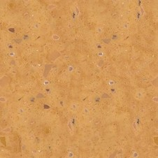 Aztec Gold Corian kitchen worktop
