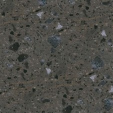 Lava Rock Corian kitchen worktop