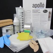 apollo Solid wood worktop installation kit