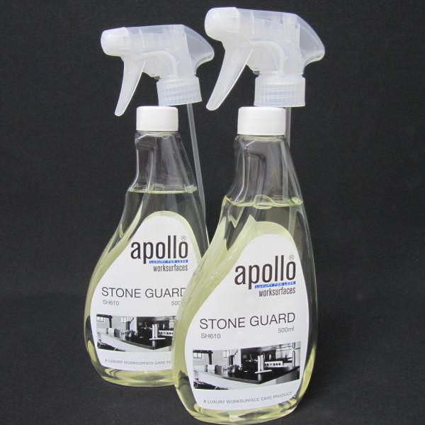 Apollo Stone Guard Worktop Cleaner Granite Quartz Corian 174