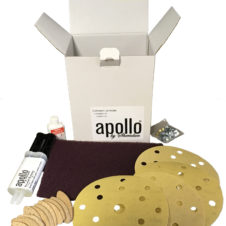 Apollo compact installation and care kit