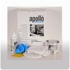 apollo solid wood worktop care kit