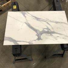 Blanco Marble worktop offcut