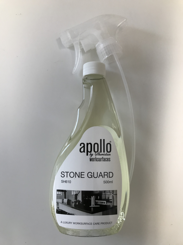 Apollo stone guard worktop cleaner
