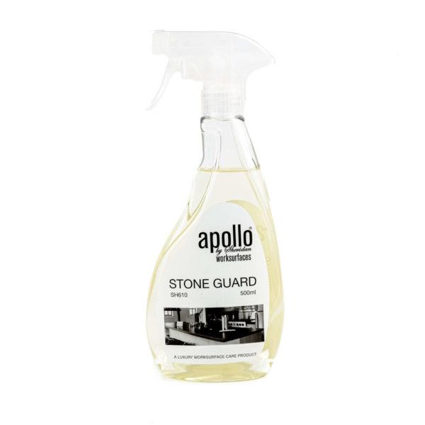 apollo stone guard anti-bacterial worktop cleaner