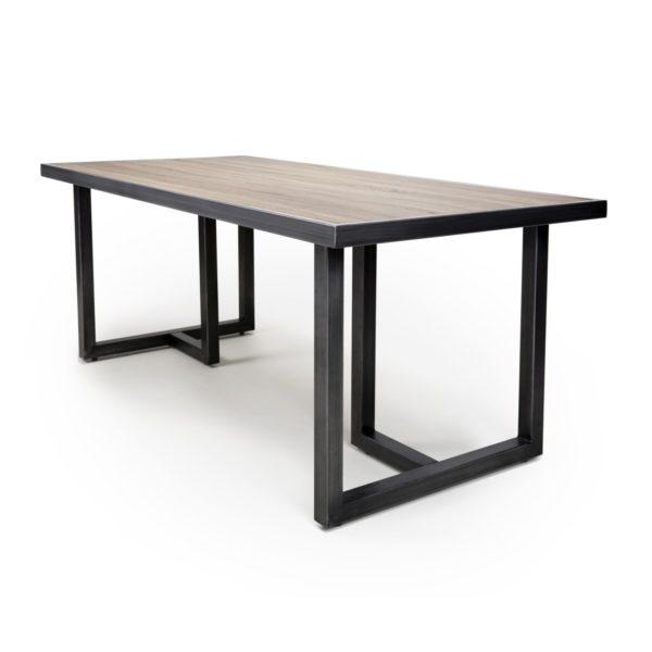 Bergen Medium Industrial Dining Table