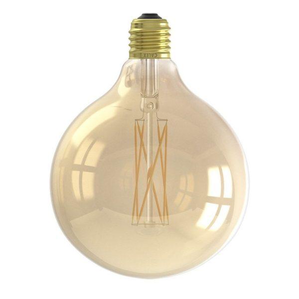 Gold Mega Edison Filament Bulb