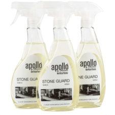 Apollo stone guard triple pack