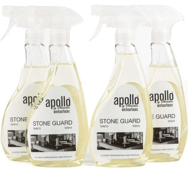 Apollo Stone Guard Four Pack