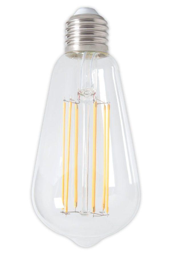 Dimmable 4w LED Filament Squirrel Cage Edison E27 Bulb Lamp